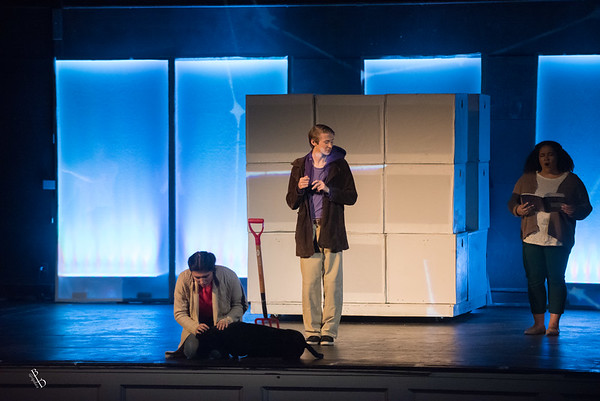 2018 CHS One Act - The Curious Incident