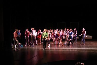 A Chorus Line - Dress-102
