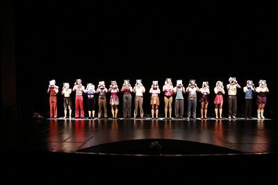 A Chorus Line - Dress-121