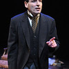 Adapted and Performed by Paul Morella from Charles Dickens' original novella and reading tour, Olney Theatre Center presents  A CHRISTMAS CAROL: A GHOST STORY OF CHRISTMAS. (Photo by Stan Barouh)