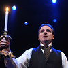 Adapted and Performed by Paul Morella from Charles Dickens' original novella and reading tour, Olney Theatre Center presents the classic and chilling tale of A CHRISTMAS CAROL: A GHOST STORY OF CHRISTMAS. (Photo by Stan Barouh)