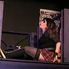 Sarah Porter as Whatsername in New Line Theatre's AMERICAN IDIOT. Photo credit: Jill Ritter Lindberg.