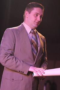 Sean Michael as Edward Teller in New Line Theatre's ATOMIC. Photo credit: Jill Ritter Lindberg.