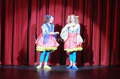Alice in Wonderland  CYT 2010