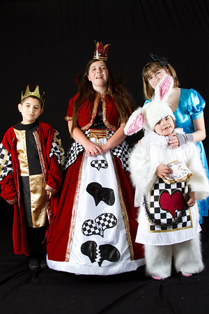 Alice in Wonderland Costume Shots