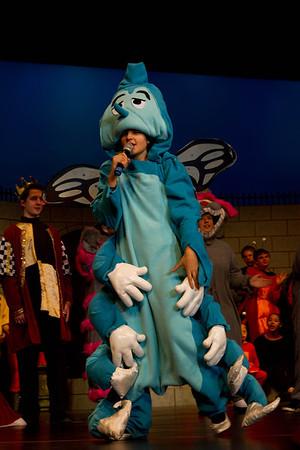 Alice in Wonderland Saturday Performance Cast A