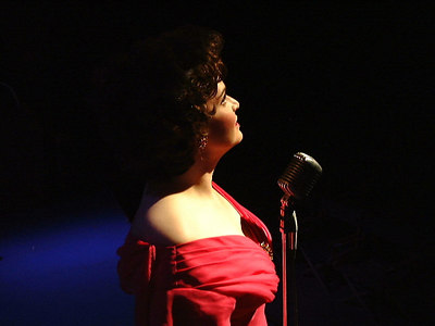 Dawn Hopper as Patsy Cline