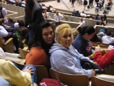 Stephanie and her mom
