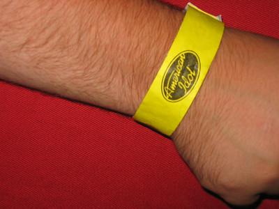 Wristband of power