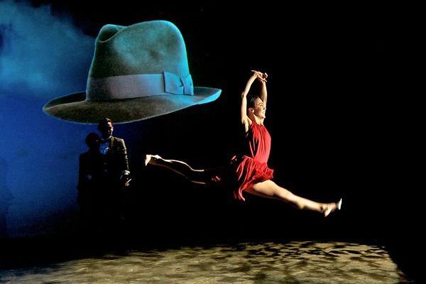 Anaïs  A Dance Opera/ Media Gallery