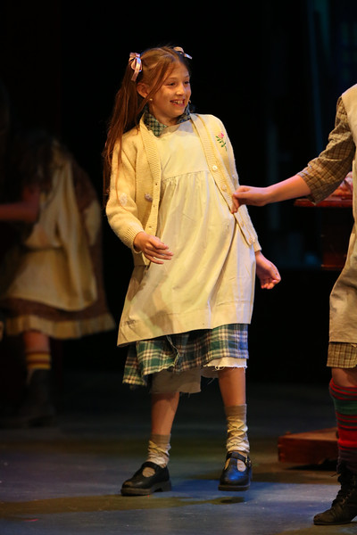 Southport UK - 30/09/2016.  BOST production of Annie. All Rights Reserved. No unpaid usage without prior written consent.