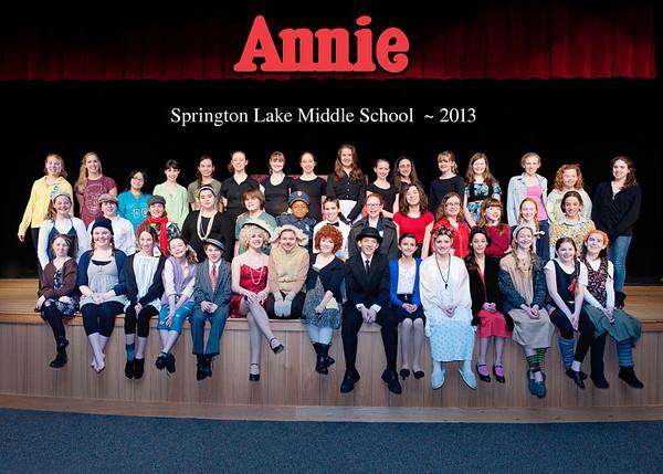 Annie SLMS 2013 Daniel
