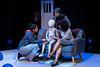 Tamera Lyn (Ash), Christopher Larkin (Wolf), Ayanna Berkshire (Robin)