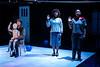 Christopher Larkin (Wolf), Ayanna Berkshire (Robin), Tamera Lyn (Ash)