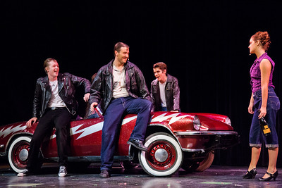 Scene 4 - Grease Lightning