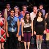 "The cast of New Line Theatre's ""bare."" Photo credit: Jill Ritter"