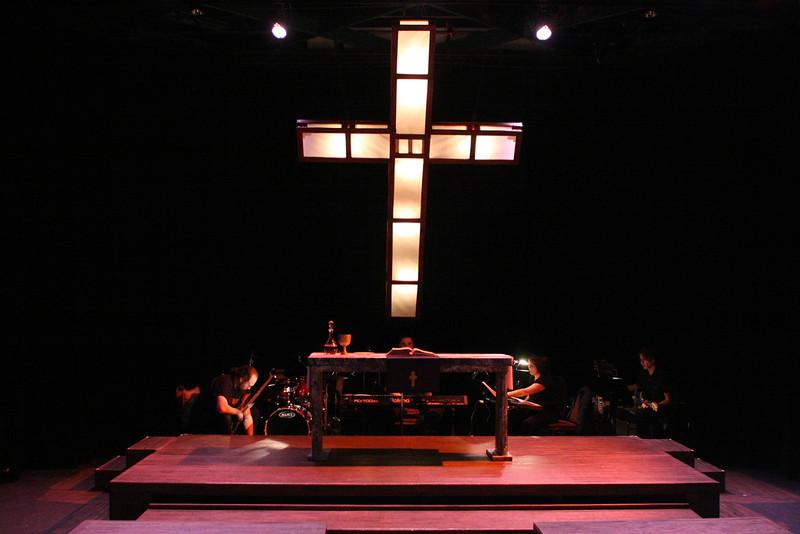 New Line Theatre's <i>bare</i>. Photo credit: Jill Ritter