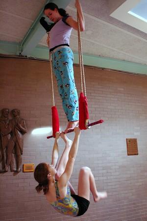 Barnum Circus Training