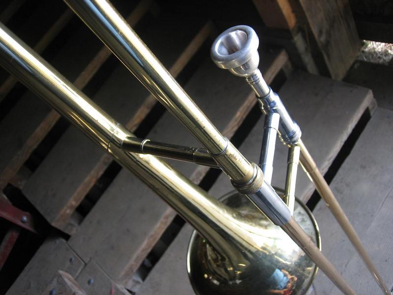 Pretty trombone