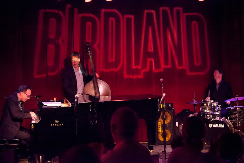 Cast Party at Birdland hosted by Jim Caruso
