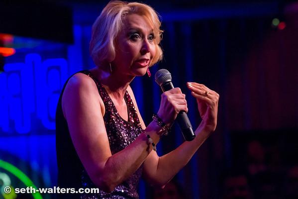 Julie Halston 8-13-13 and Cast Party