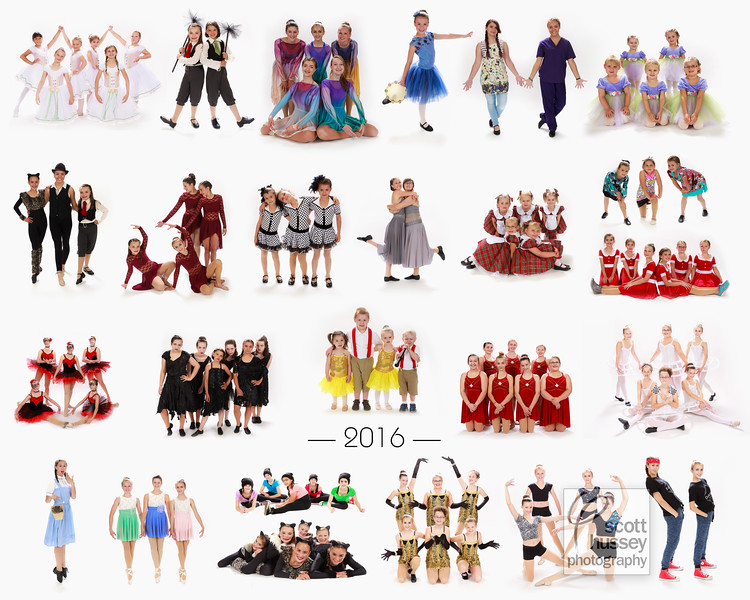 2016 Collage