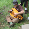 Hurdy-gurdy: small version