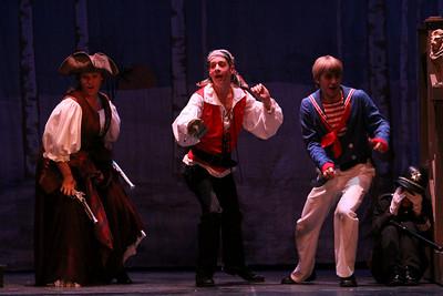 Pirates of Penzance 2008