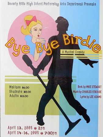 <center>Bye Bye Birdie @ BHHS