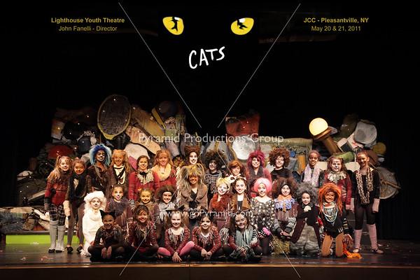 CATS - Blue Cast - 5/18/11