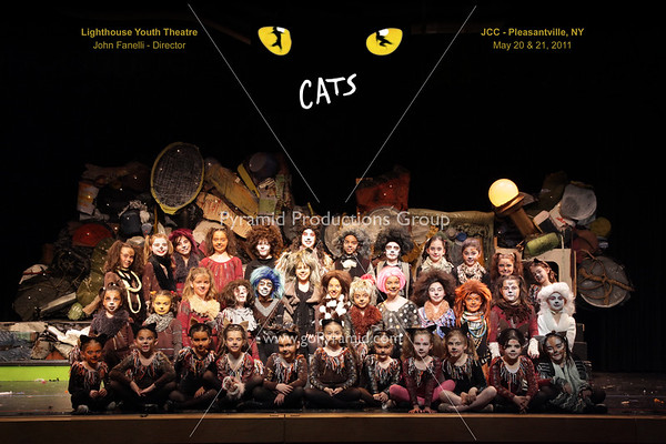 CATS - Red Cast - 5/18/11