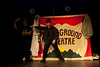 Play-Ground Theatre performs at the Center for the Arts (CFTA) in Crested Butte, Colo. on Saturday, Jan. 15, 2011. (Photo/Nathan Bilow)