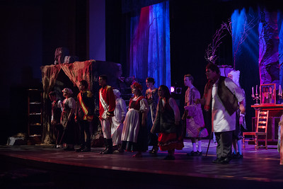 2013 CHS Musical - Into the Woods