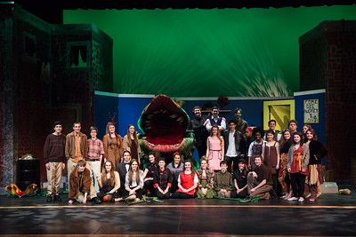 2012 CHS Theater - Little Shop of Horrors