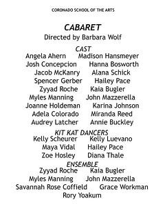 Cabaret 6530