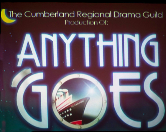 CRHS Anything Goes, Spring 2014
