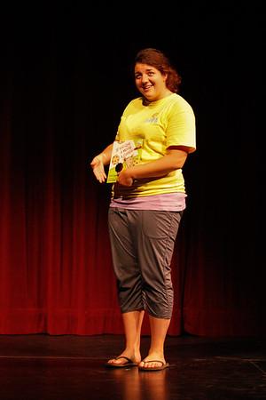 CRT Summer 2012