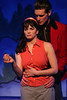 """Taylor Pietz as Allison Vernon-Williams and Ryan Foizey as Wade """"Cry-Baby"""" Walker in New Line Theatre's """"Cry-Baby."""" Photo credit: Jill Ritter Lindberg."""