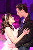 """Taylor Pietz as Allison Vernon-Williams and Ryan Foizey as Wade """"Cry-Baby"""" Walker, singing """"I'm Infected"""" in New Line Theatre's """"Cry-Baby."""" Photo credit: Jill Ritter Lindberg."""