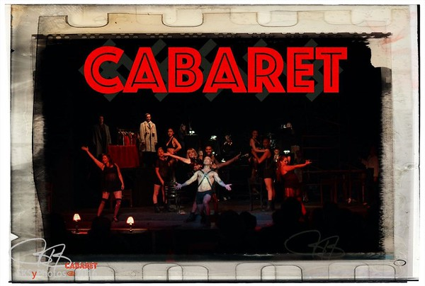 Opening night for Cabaret at the Dunes. 7/16/16