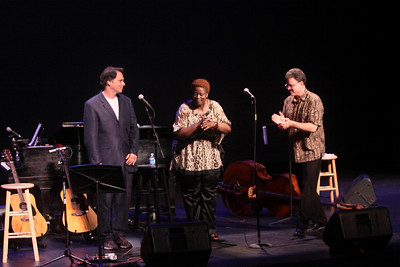 Capathia Jenkins and Louis Rosen in Concert (summer 2010)