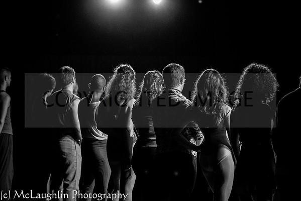 Chorus Line Dress Rehearsal