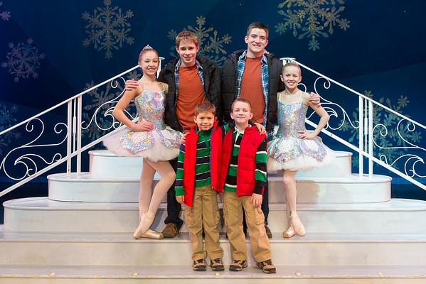 Daniel Radio City Christmas Spectacular Nashville 2014
