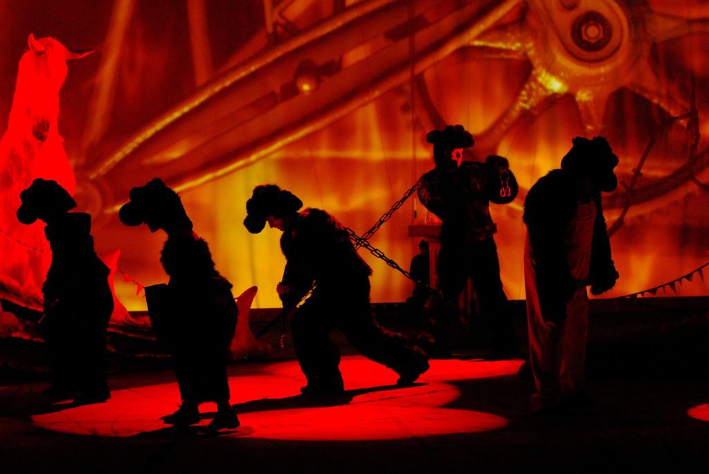 Musical: Die 13 1/2 Leben des K
