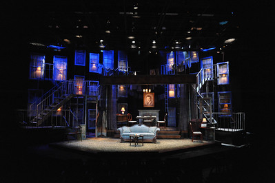 9-13 Glass Menagerie