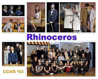 Rhinoceros 1000 (Montage)
