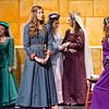 Fitchburg High students put on a performance 'Once Upon a Mattress' on Saturday afternoon. SENTINEL & ENTERPRISE / Ashley Green