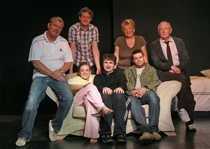 'Falling out with the Jones' - a new play by local writer, Scott Murphy; Directed by Pauline Daniels.  Runs at the Liverpool Actors Studio from April 28th to May 3rd 2008.