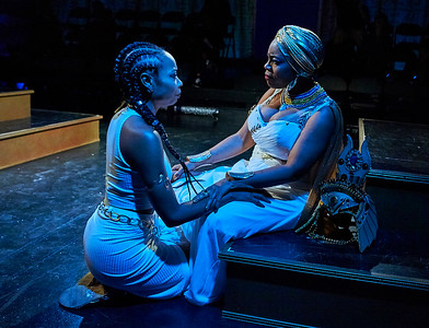 Fit for a Queen / Classical Theatre of Harlem