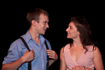 Elise Edwards as Betty and Trey Ervine as Billy